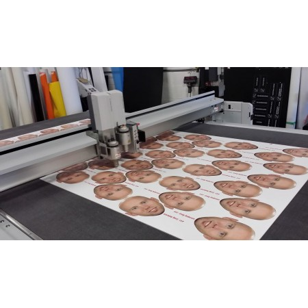 4mm COROPLAST - print with cut out shape (5+ sheets, online order only)