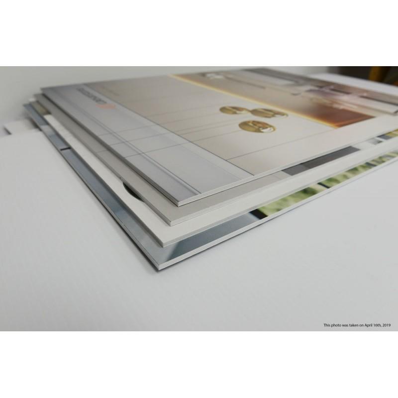"3/16 FOAMCORE -   60"" x 120"" single side full sheet uv direct print"