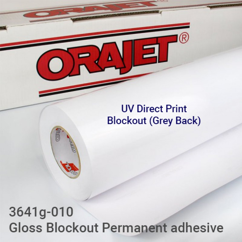 ORAJET 3641G-010 Block out Vinyl