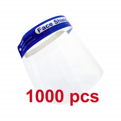 Face Shield (1,000 pieces)