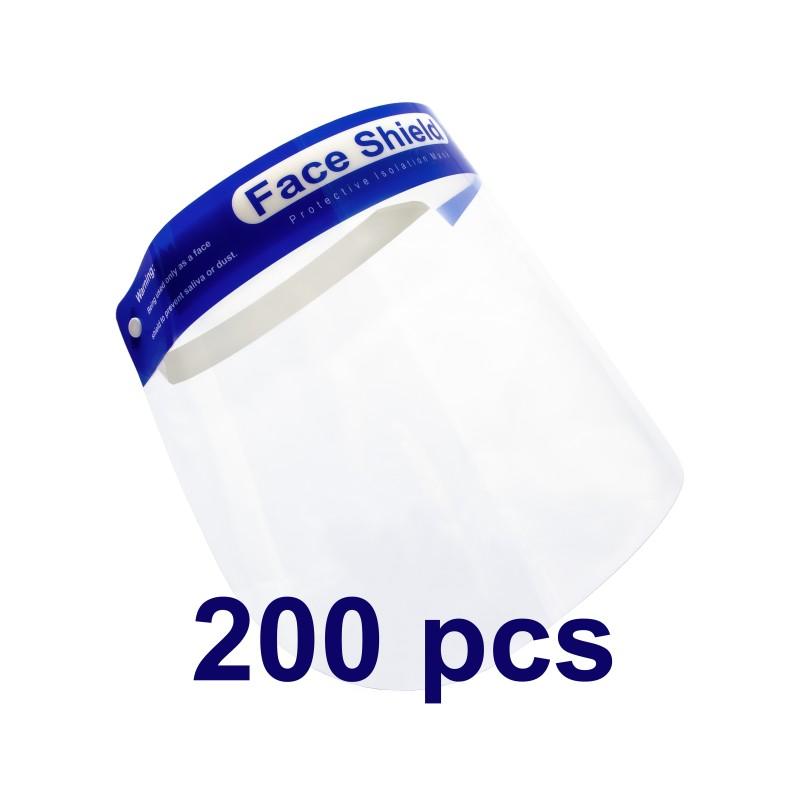 Face Shield (200 pieces)