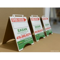 18x24 Leg Crezone Sandwich Board - online order only