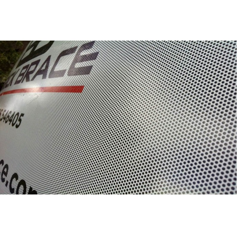 Perforated Adhesive Vinyl