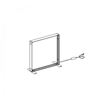 SEG LED system 100*100cm (39x39inch) - frame only